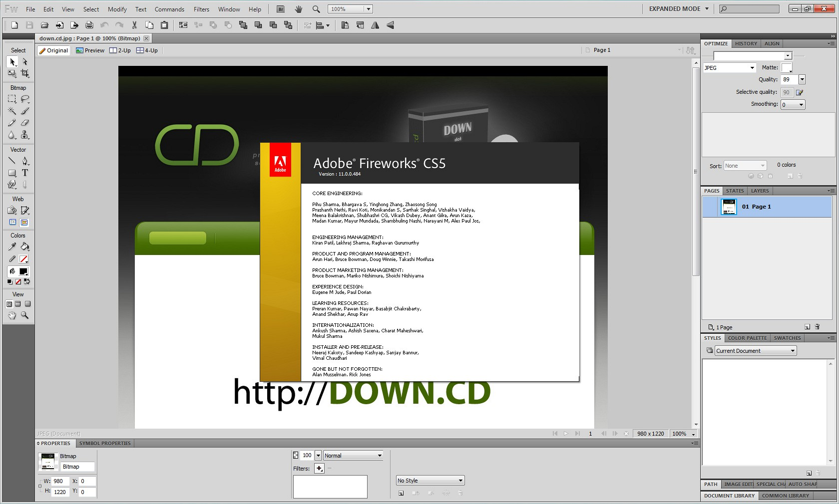adobe creative suite 4 master collection serial number free download