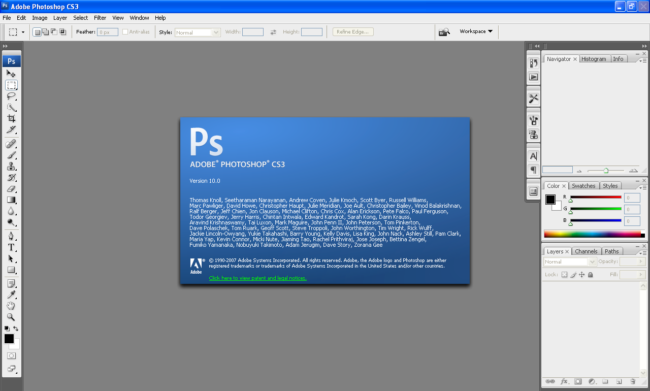 Adobe photoshop cs3 extended complete full cracked how to install
