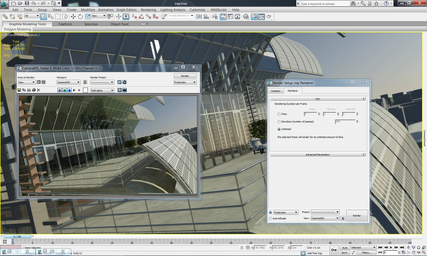 Buy autodesk 3ds max design 2012 sap download for windows for Architecture 3ds max