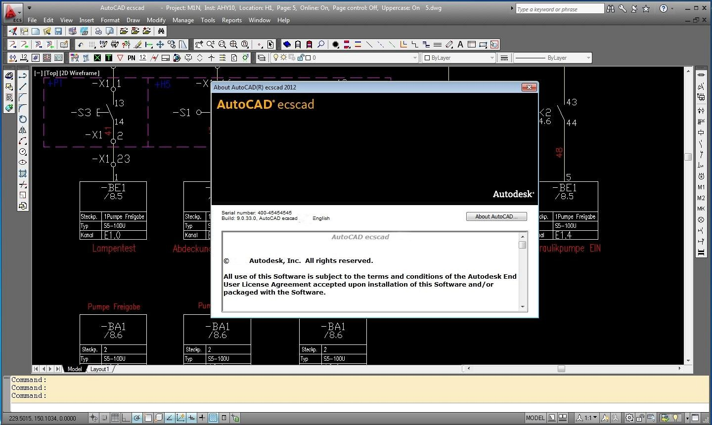 autocad instructions for beginners