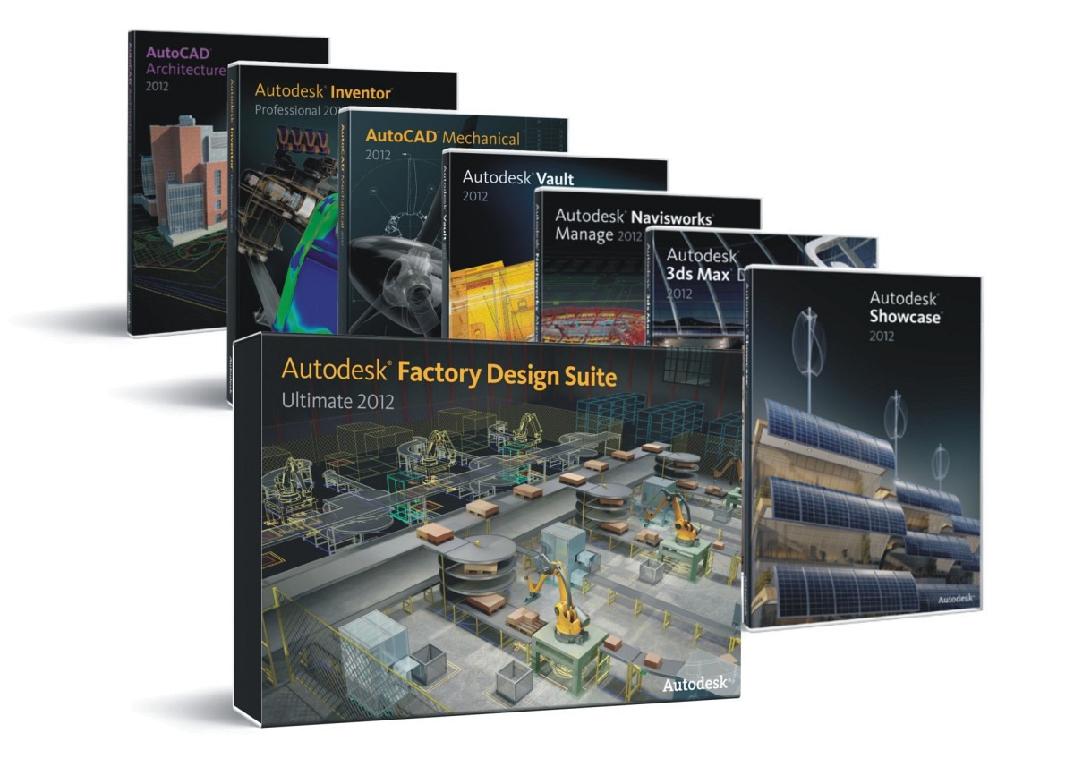Where to buy Autodesk Factory Design Suite Ultimate 2012