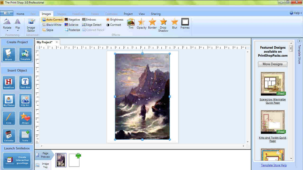 Buy Broderbund The Print Shop Pro 3.0 download for Windows :: DOWN ...
