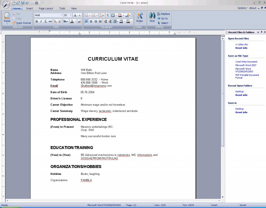Corel Home Office serials and keys
