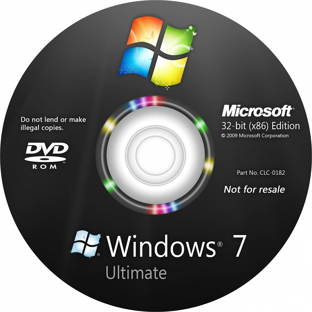 Windows 7 ultimate dvd 32 64 bit iso direct download free