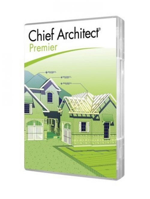 Chief Architect Premier X4 14.3.2.2 box