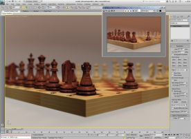 Autodesk 3ds Max 2013 x64 screenshot
