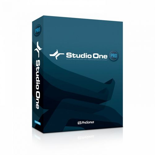 PreSonus Studio One 3 Pro 3.3.3 64-bit 32-bit box