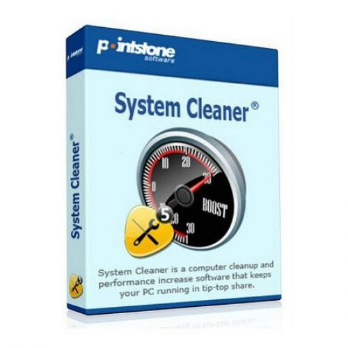 Pointstone System Cleaner 5.9.5.362 box