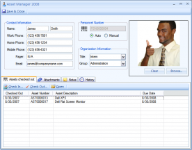 Kaizen Software Asset Manager 2012 Enterprise 1.0 screenshot