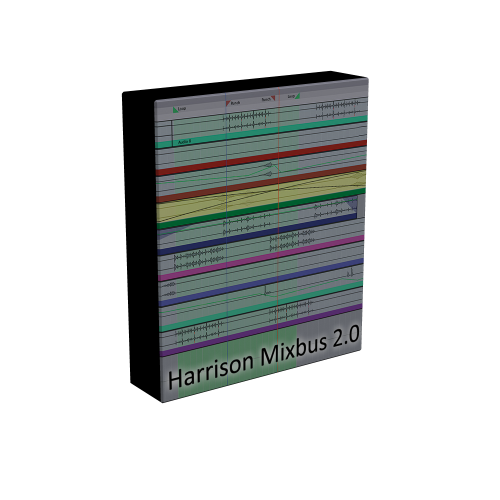 Harrison Mixbus 3.0.2872 for macOS box