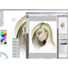 Autodesk Sketchbook Pro 2011 screenshot