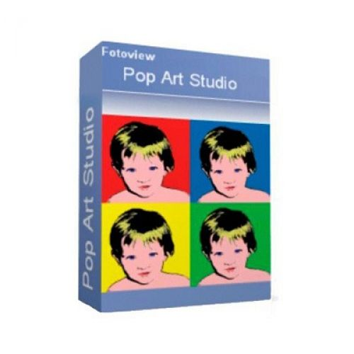 Pop Art Studio Batch Edition 9.0 box