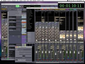 Harrison Mixbus 2.0 screenshot