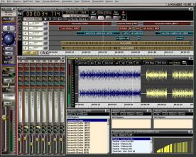 RML Labs SAWStudio 5.1 + FX Plugins screenshot