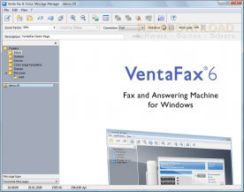 VentaFax Business 6.8 screenshot