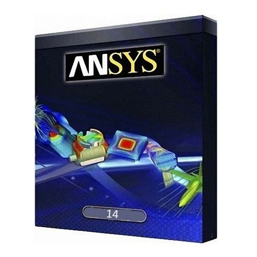 ANSYS Products 15.0.7 box