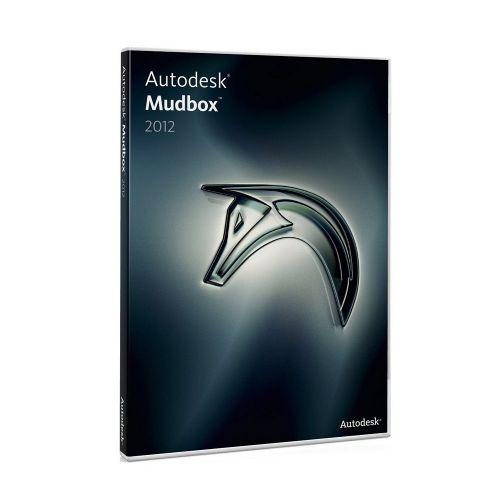 Autodesk Mudbox 2012 with SP1 Multilanguage 64-bit for macOS box