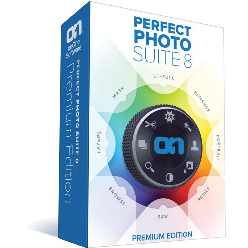 OnOneSoftware Perfect Photo Suite Premium 9.5.0 for Mac box