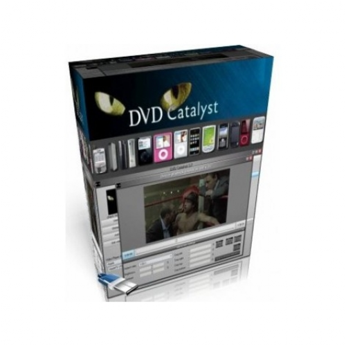 DVD Catalyst 4 4.1.1 box