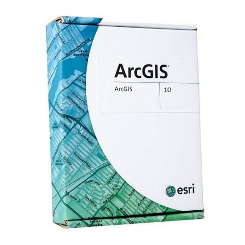 ESRI ArcGIS Desktop 10.3.0.4322 box