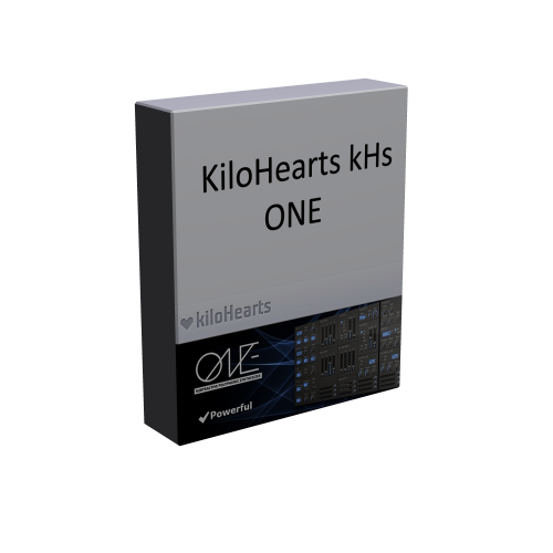 KiloHearts kHs ONE 1.013 for macOS box