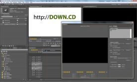 Adobe Premiere Pro CS5 5.0 screenshot capture