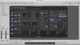 KiloHearts kHs ONE 1.0 for Mac screenshot