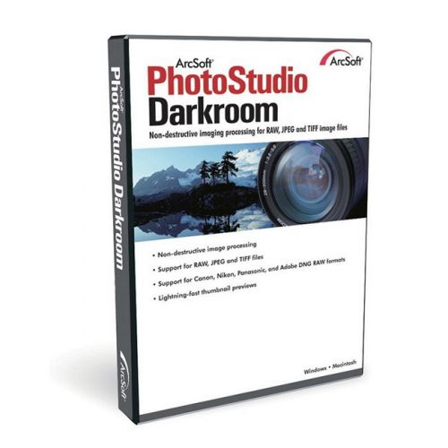 ArcSoft PhotoStudio Darkroom 2.0.0.180 box