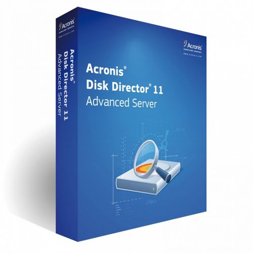 Acronis Disk Director Advanced Server 11.0.12077 box