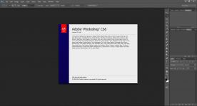 Adobe CS6 Creative Suite 6 Master Collection screenshot Photoshop