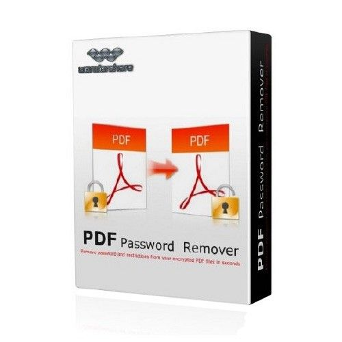Wondershare PDF Password Remover 1.5.1 box