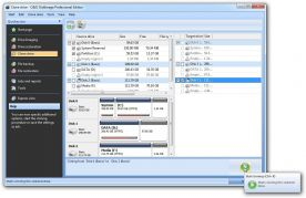 O&O Diskimage Pro 6.0 screenshot