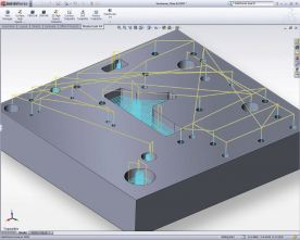 Mastercam X6 for SolidWorks build 15 x64 screenshot