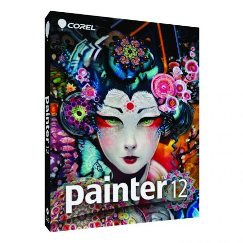 Corel Painter 2015  Multilingual 14.0.0.728 box