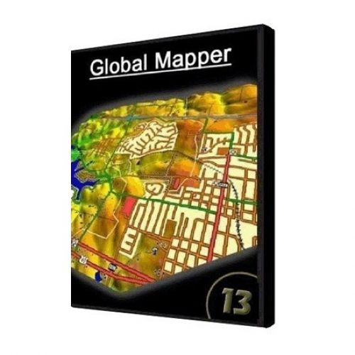 Global Mapper  18.0.2 64-bit 32-bit box