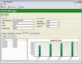 Kaizen Software Home Manager 2012 3.0 screenshotKaizen Software Home Manager 2012 3.0 screenshot