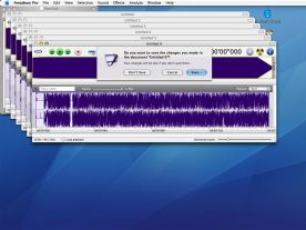 HairerSoft Amadeus Pro 2 for Mac screenshot
