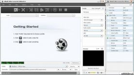 Xilisoft Video Converter Ultimate 6.8 screenshot