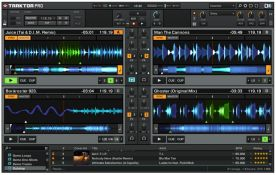 Native Instruments Traktor Pro 2.1 for Mac screenshot