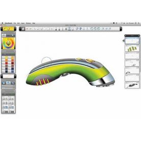 Autodesk Sketchbook Designer 2012 screenshot
