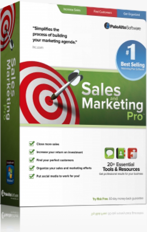 Palo Alto Sales and Marketing Pro US 11.00 box