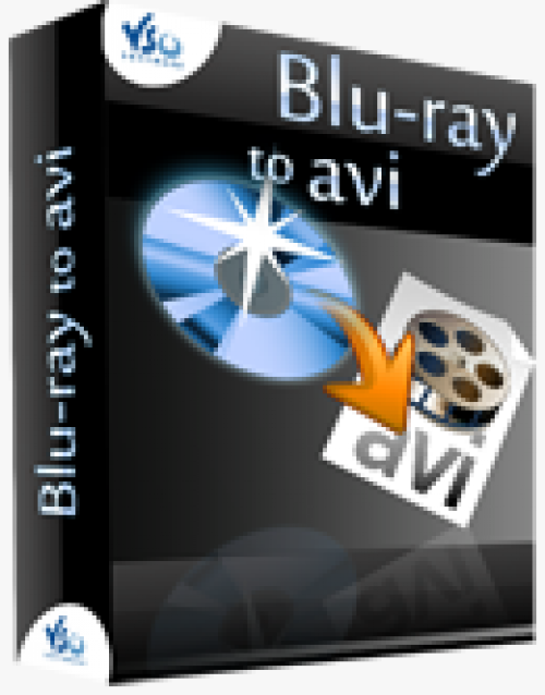 VSO Software Blu-Ray to AVI Converter 1.2.0.14 box