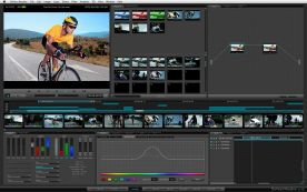 Blackmagic Design DaVinci Resolve 8.2 screenshot