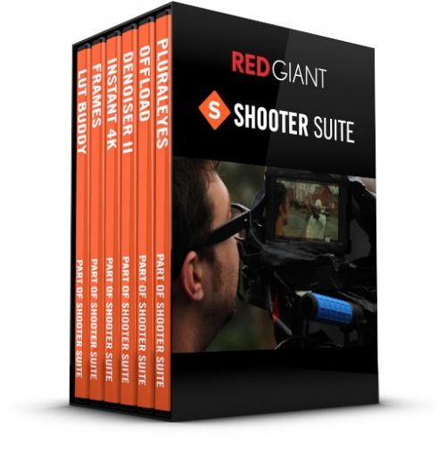 Red Giant Shooter Suite 13.1.2 box