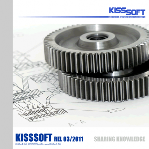 KISSsoft REL 03.2011 box