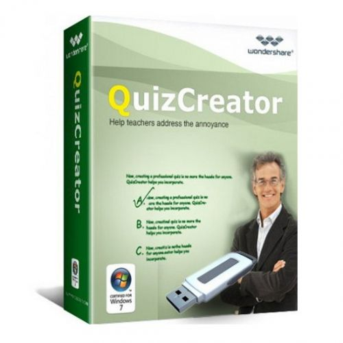 Wondershare QuizCreator 4.5.0 box
