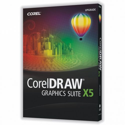 CorelDRAW Graphics Suite X5 15.2.0.686 SP3 box