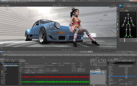 Autodesk Motionbuilder 2013 x32 x64 screenshot