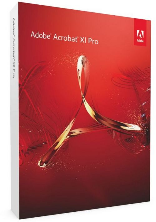 Adobe Acrobat XI Pro 11.0 for macOS box