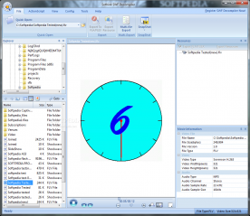 Sothink SWF Decompiler 7.1.4642 screenshot